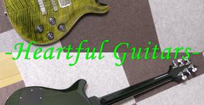 愛用のギターたち:PRS GUITARS / McCarty 594