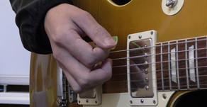 ギター脱力講座:重力の利用