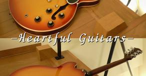 愛用のギターたち:GIBSON / LARRY CARLTON ES-335
