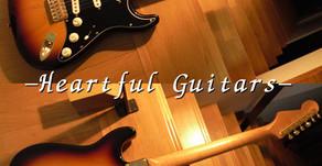 愛用のギターたち:MOMOSE / MST1 FM-PRM TEXAS