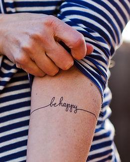 Enkel Tattoo