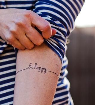 tatuaje simple