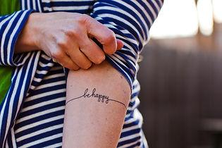 Tatouage simple