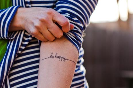 Simple Tattoo