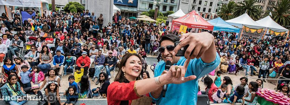 Spring India Day 2015