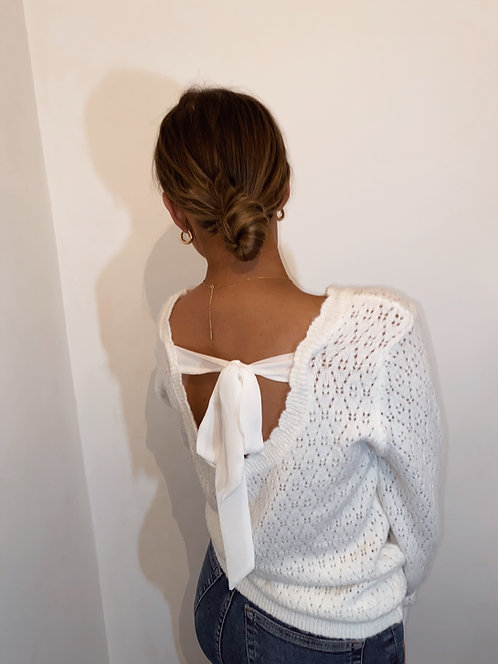 The Alice Bow Jumper