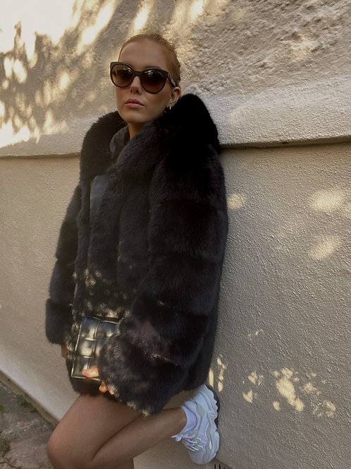 The Felicity Faux Fur Coat