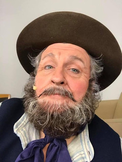 Michael Walters as Ben Rumson in Paint Your Wagon, 2019