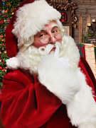 Michael Walters is Santa for LiveSantaCa