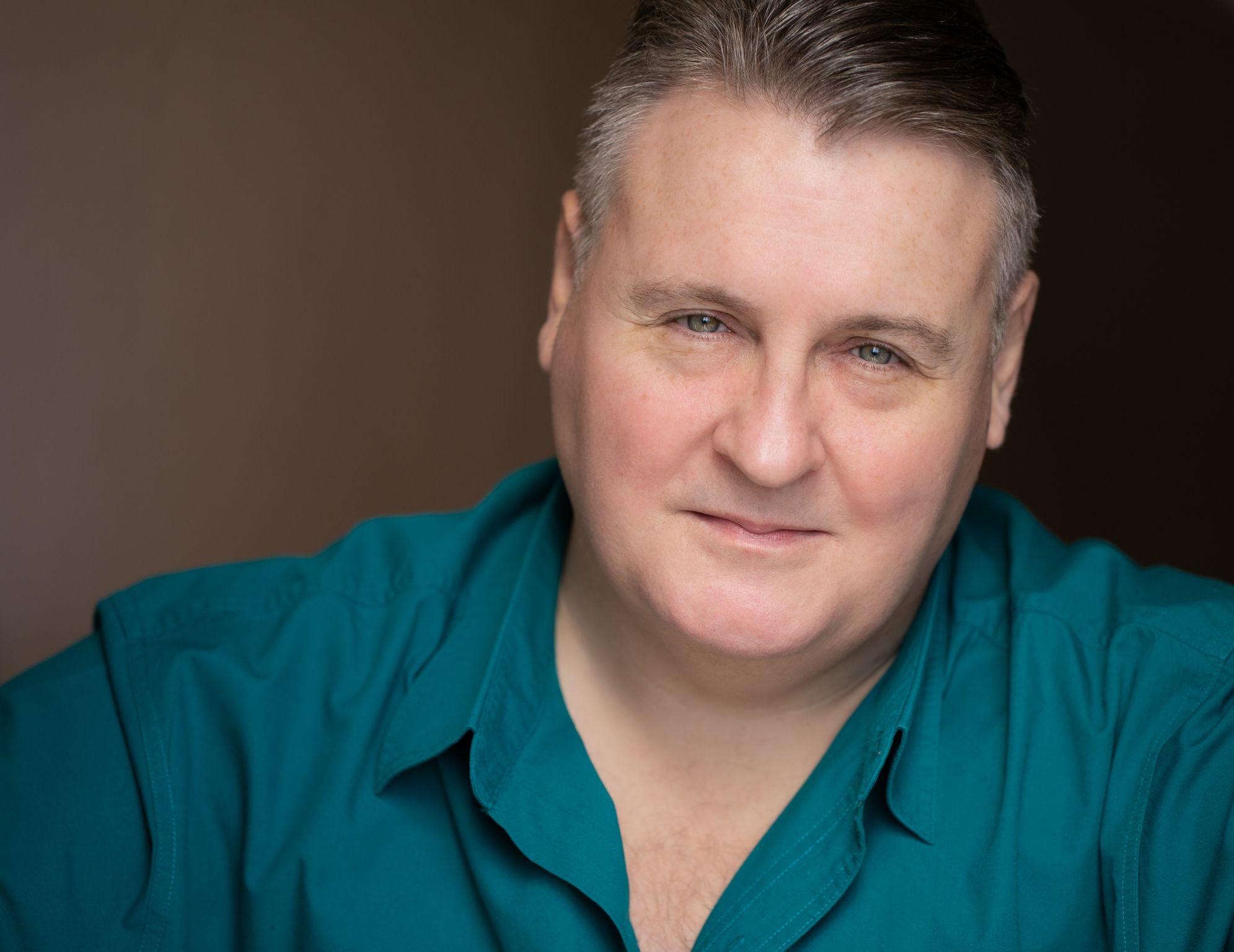 Actor Michael Walters