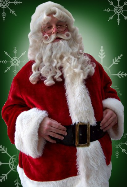 Michael Walters MLW as Santa