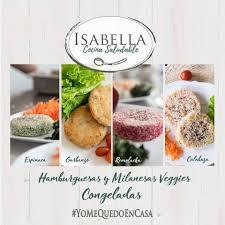 Isabella - Cocina Saludable