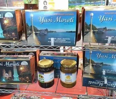 Alfajores Artesanales Goyanos Yasí Morotí