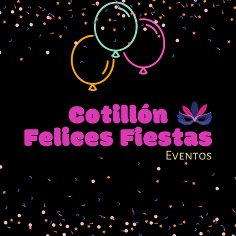 Cotillon Felices Fiestas - Video 54