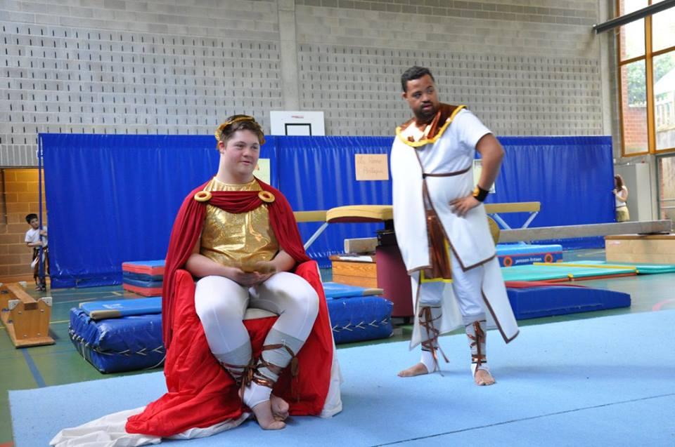 Les jeux de la Rome Antique