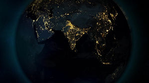 Asia World View from space (with the hel