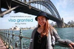 Pui Fai_Visa Granted