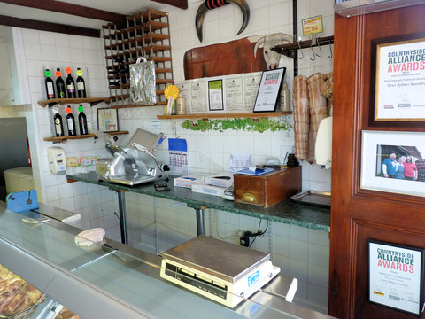 Shop Counter