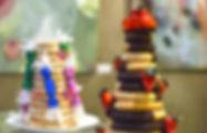 Vårt konditori tilbyr et herlig utvalg kaker
