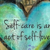 Self-care is Self-LOVE!