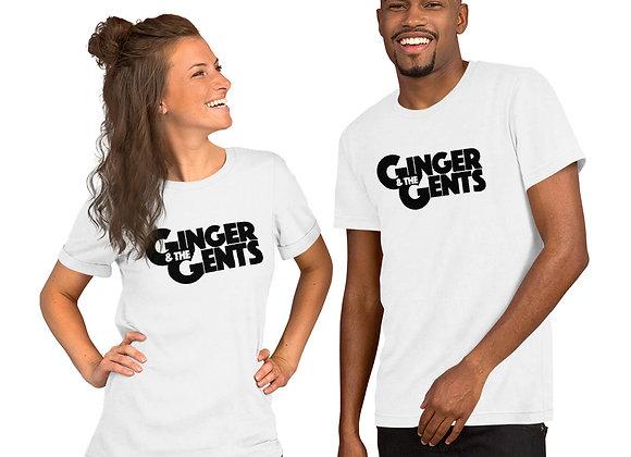 Retro - Ginger & The Gents - Unisex T-Shirt