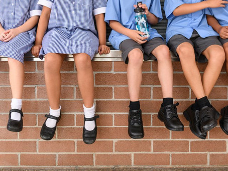 Buying school shoes? Tips to protect your child's feet.
