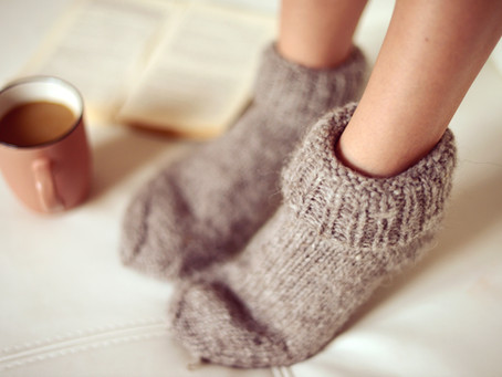 TIPS FOR HEALTHY FEET THIS WINTER