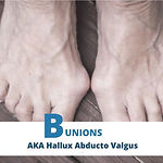 ~ BUNIONS ~_WHAT_ joint deformity_••_WHE