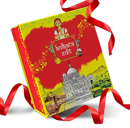 Kolkata Edit Tea Pack of 4
