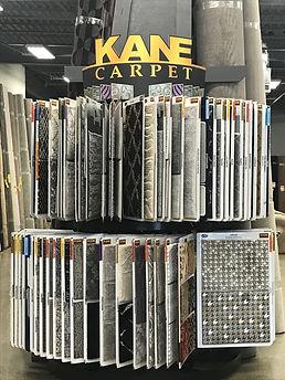 Kane Carpet Display