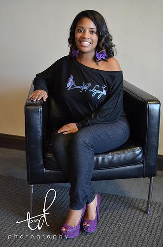 Beautiful Legacy Inc Founder Miss Bianca