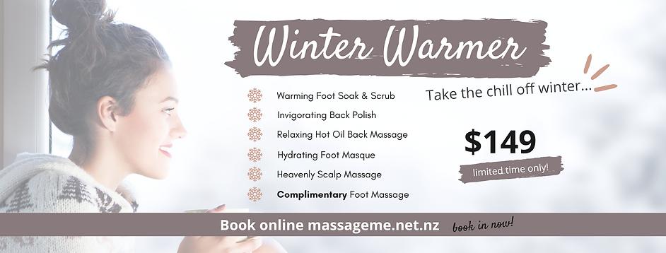 Winter Warmer 2021