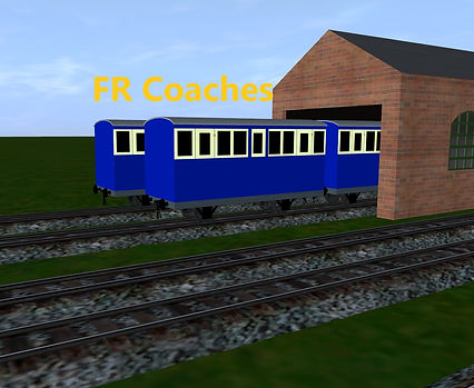 Tidmouthworks | Rolling Stock