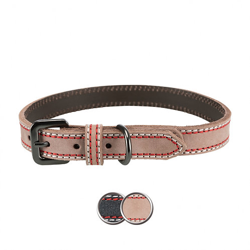 Trixie Leather Collar