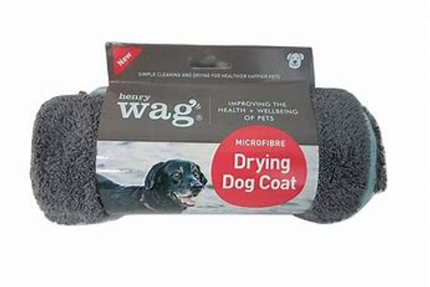 Henry Wag Large Drying Coat