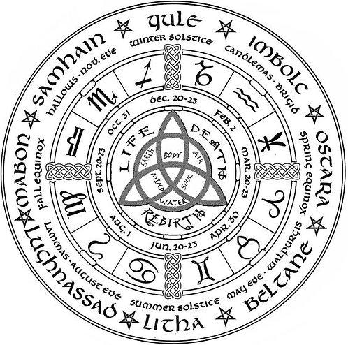 Célébration de Samhain