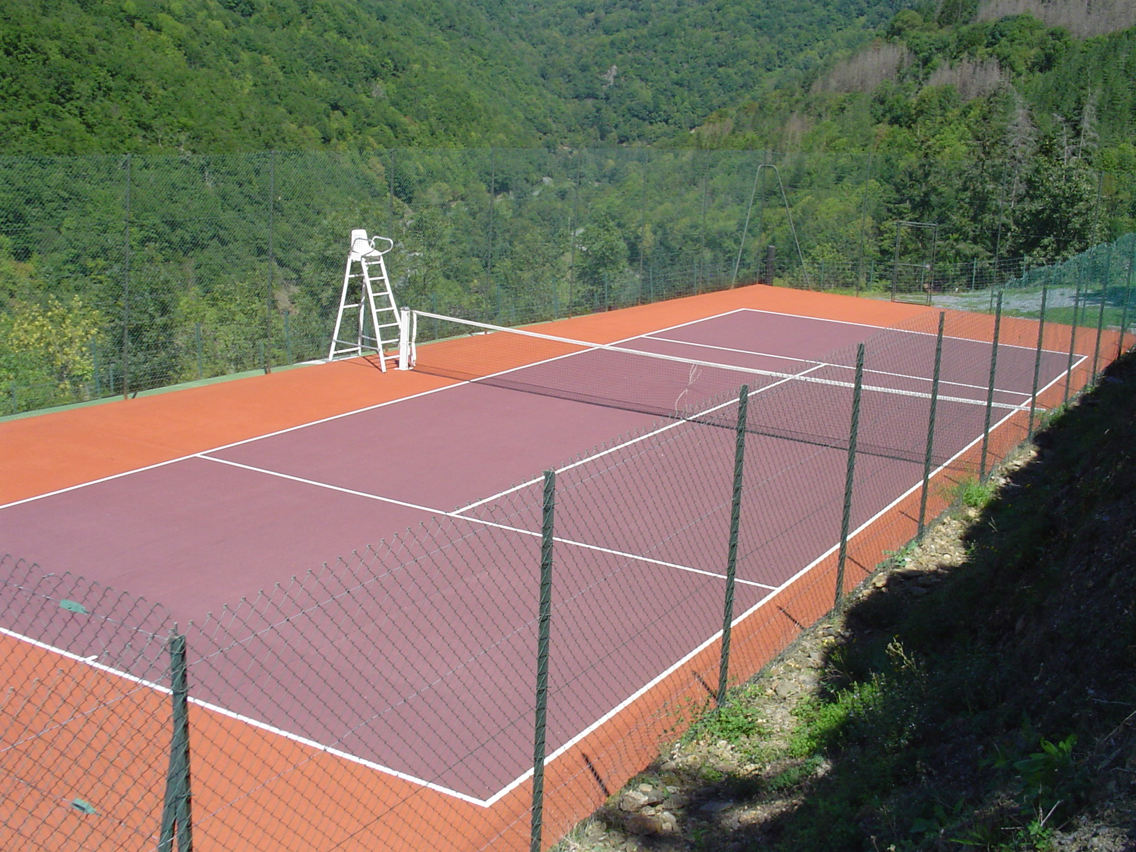 tennis - Tarn - Sidobre