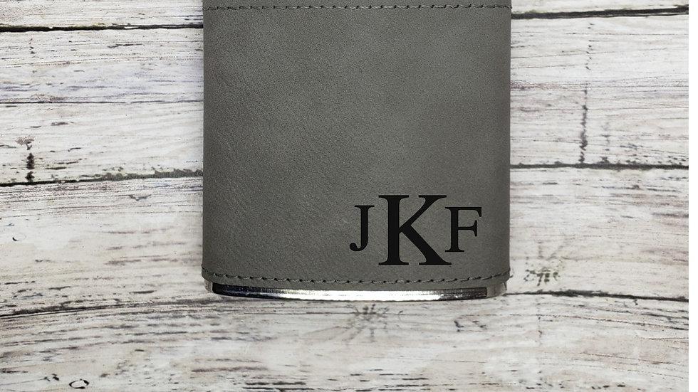 Custom Initials - Flask
