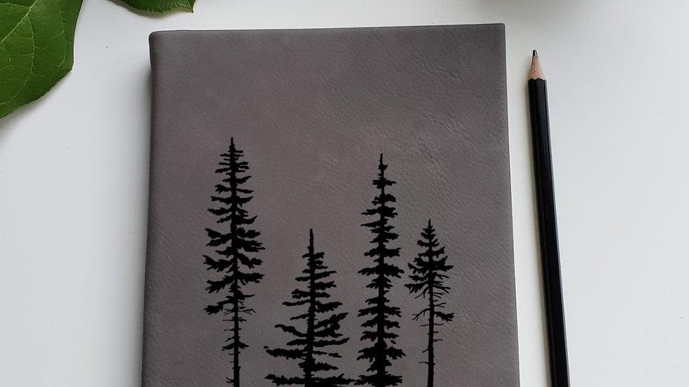Pine Tree Journal/Notebook
