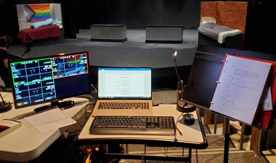 The Directors Desk