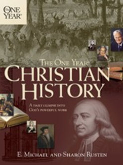 The One Year Christian History
