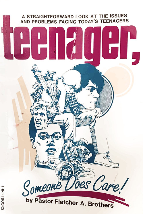 Teenager, Someone Does Care