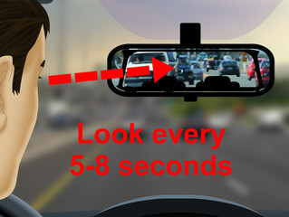 Tips on Using Your Mirrors from our Long Beach Collision Center