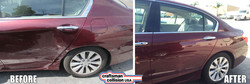2014 Accord auto body repair