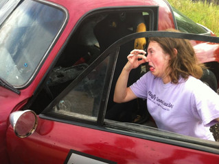 Does Your Car Stink? Tips for our Long Beach Auto Body Shop