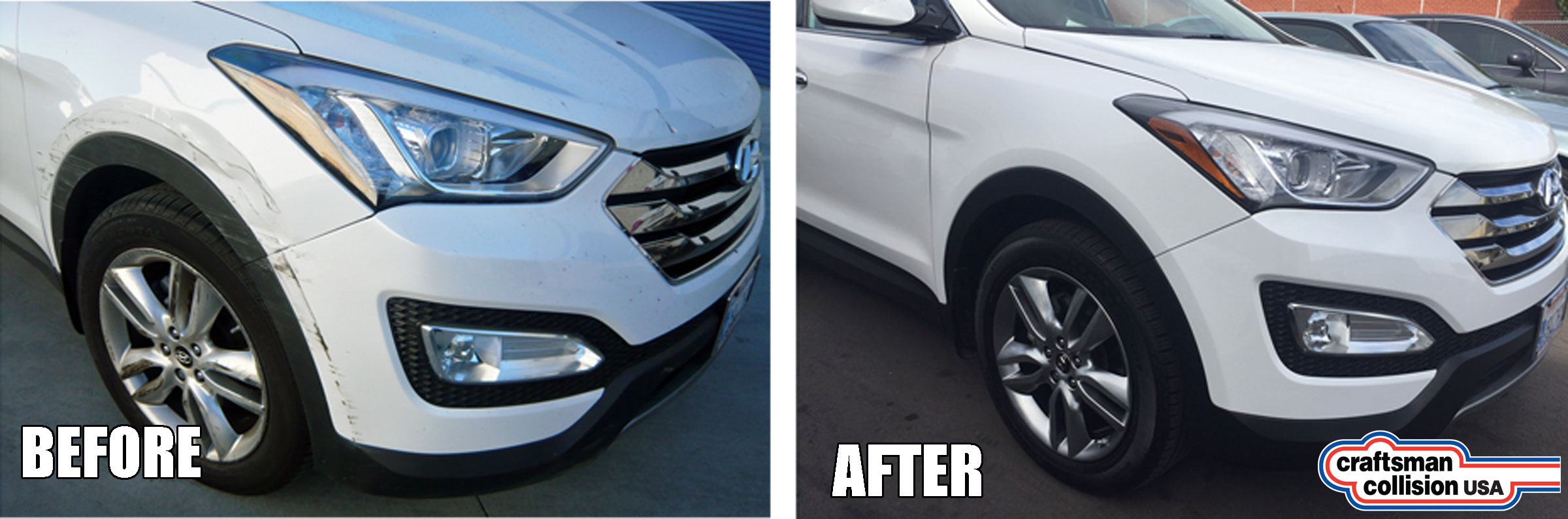 Hyundai collision repair long beach
