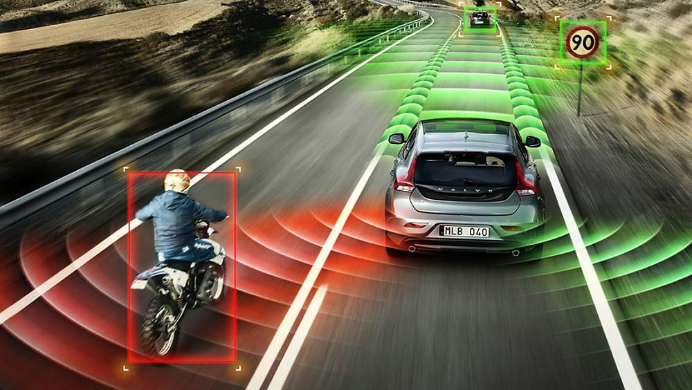 vehicle safety features collision avoidance