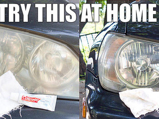 Cloudy, Faded Headlights? Our Long Beach Auto Body Shop Can Help