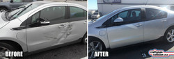 Chevy Volt auto body repairs
