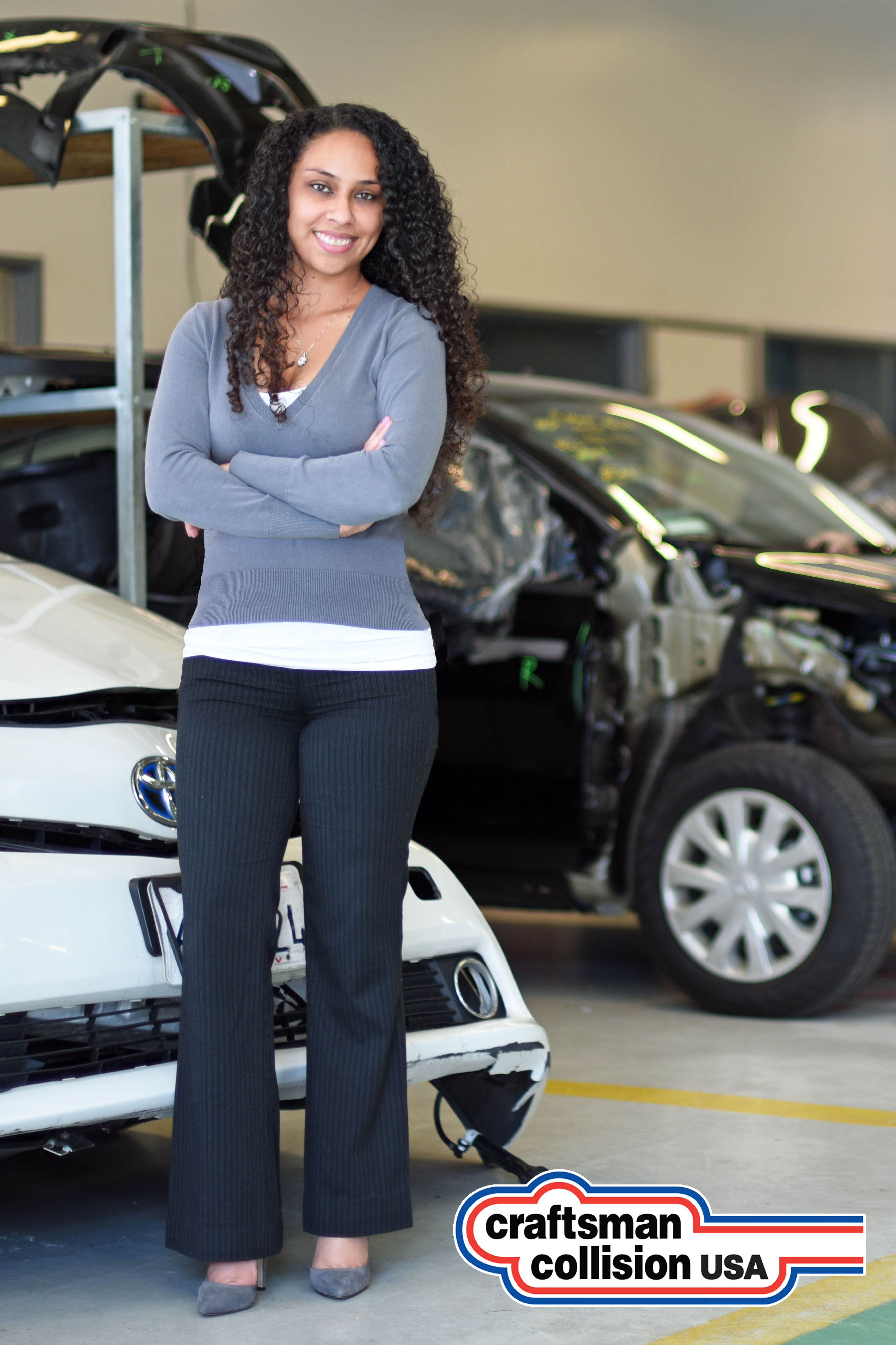 Claudia - Auto body shop service